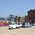 赤煉瓦プレイス駐車場