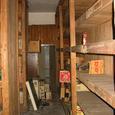 地下金庫室 内部