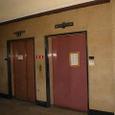 1階ホールエレべーター